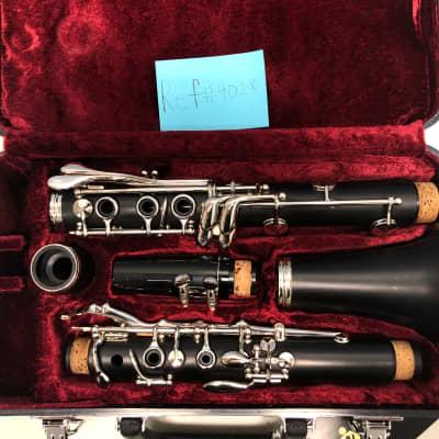Jupiter CC-60 Clarinets (REF# 4026)