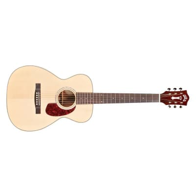 Guild M-140E Westerly Concert Electro Acoustic, Natural for sale