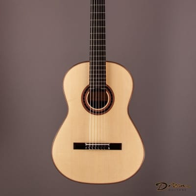 2020 Jakob Lebisch Double Top, Indian Rosewood/Italian Spruce for sale