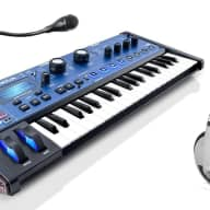 Novation MiniNova w/ Headphones