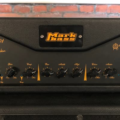 Markbass TTE 501 Randy Jackson Signature Bass Head for sale