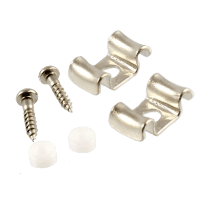 Allparts Nickel String Guides AP-0720-001