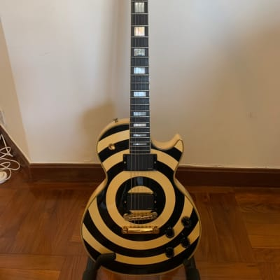 Gibson Zakk Wylde Custom Les Paul 2010 Bullseye for sale
