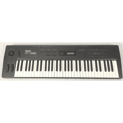 Yamaha SY22 Dynamic Vector Synthesizer