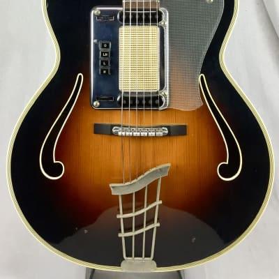 ca 1960 Bjärton Orkestergitarr P24 for sale