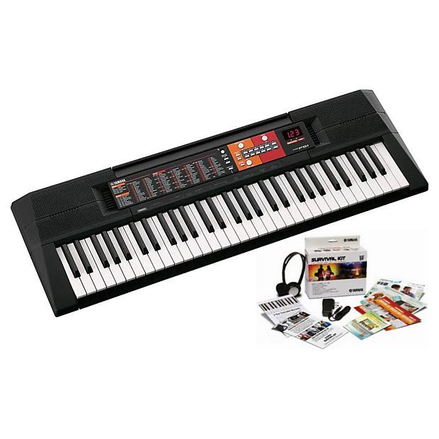 yamaha psr f51 portable 61 key keyboard geartree reverb. Black Bedroom Furniture Sets. Home Design Ideas