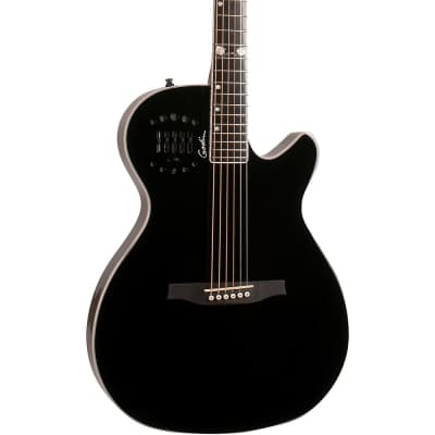 Godin Multiac Steel Doyle Dykes Signature Edition HG Acoustic-Electric Guitar Regular Black
