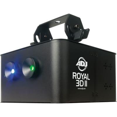 ADJ Royal 3D II Laser