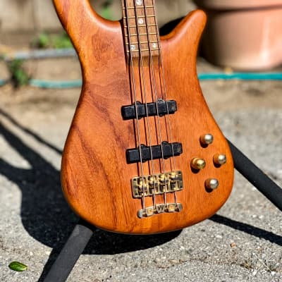 Warwick Streamer Stage II 1994 Natural for sale