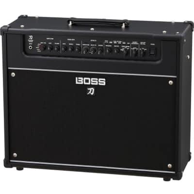 """Boss Katana Artist - 100-watt 1x12"""" Combo guitar Amplifier"""