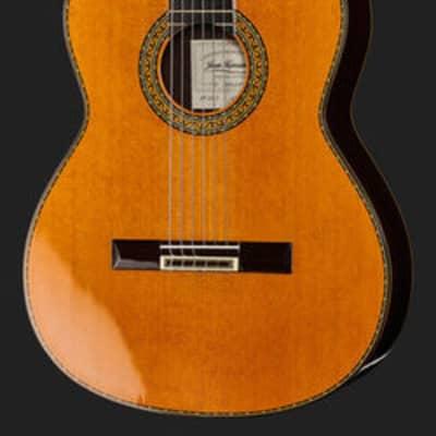 Juan Hernandez Concierto Cedar Spanish Classical Guitar for sale