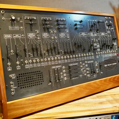 ARP 2600 with 3620 Keyboard -  Refurbished/Upgraded/Modified/Custom Case