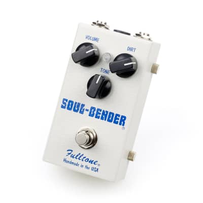 Fulltone SB-2 Soul Bender Fuzz / Overdrive Effects Pedal