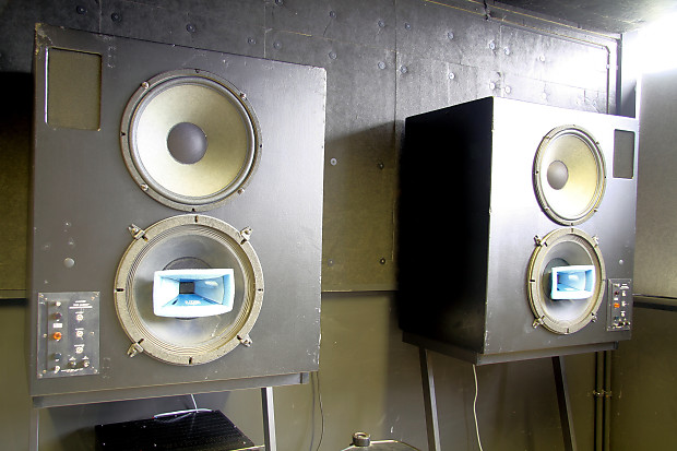 UREI 813's - Pair Of Excellent Main Studio Monitors