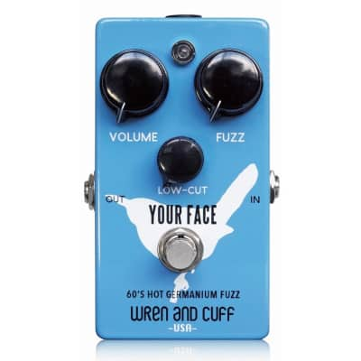 Wren and Cuff Your Face 60's New
