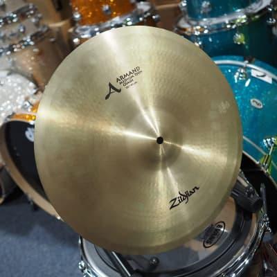 "Zildjian 16"" A Series Armand Medium Thin Crash Cymbal NOS / Authorized Dealer / Free Shipping"