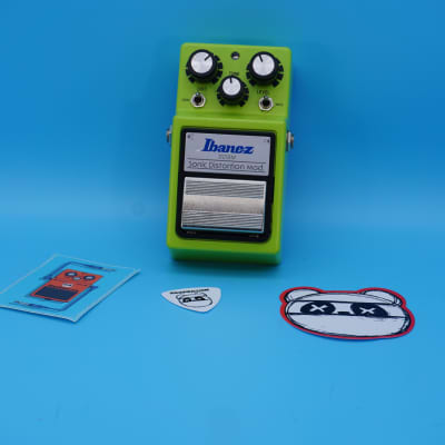 Ibanez SD9M Sonic Distortion Mod   Fast Shipping!