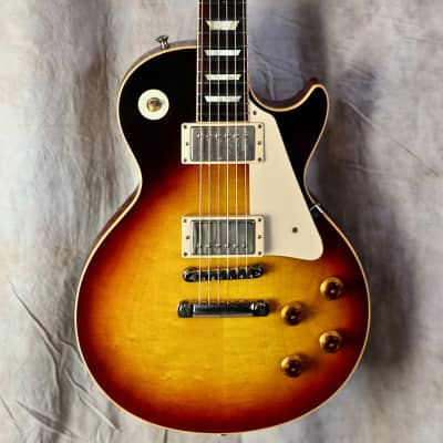 Gibson Custom Shop G0 1960 Reissue Les Paul Standard 2008 Bourbon Burst