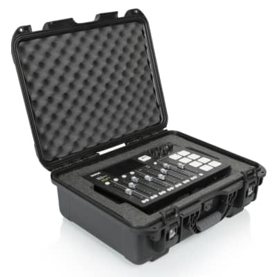 Gator Cases GWP-TITANRODECASTER2 Titan Series Waterproof Case for RODECaster Pro and Two Mics