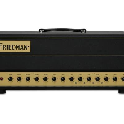 Friedman BE-50 Deluxe 50 watt 3 Channel Head