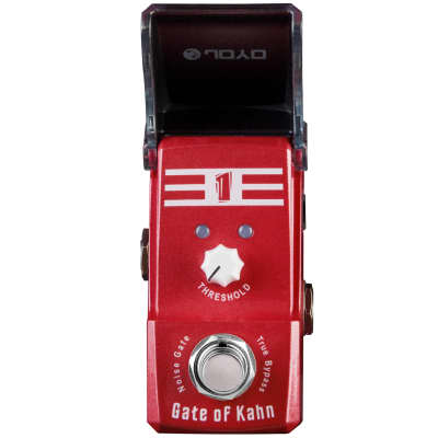JOYO JF-324 Gate of Kahn Noise Gate Iron Man Mini Series for sale