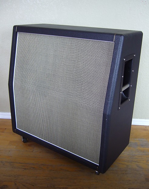 4x12 Cabinet Late 60's Marshall Plexi Replica Cabinet- | Reverb