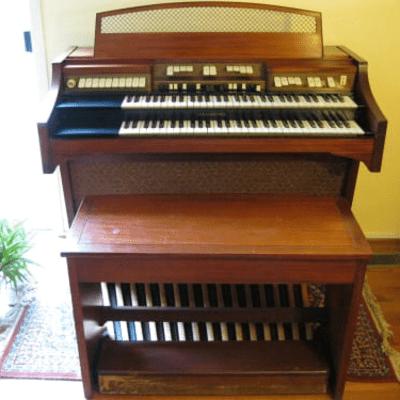 Hammond E100 Organ 1965 - 1969