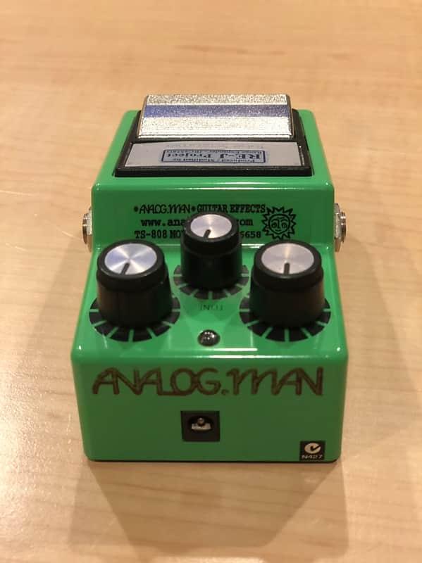 Analogman Ts9 Mod
