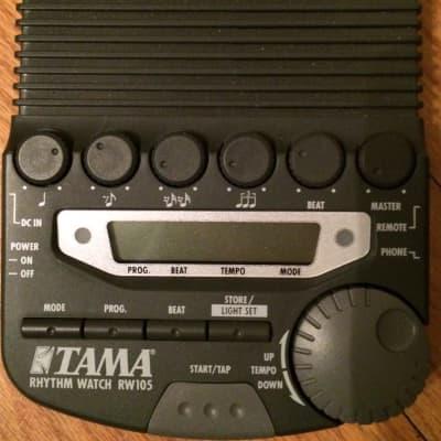 Tama RW105 Rhythm Watch Programmable Metronome for sale