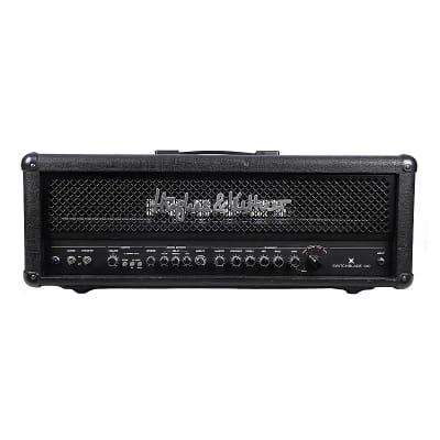 Hughes & Kettner Switchblade 4-Channel 100-Watt Programmable Guitar Amp Head
