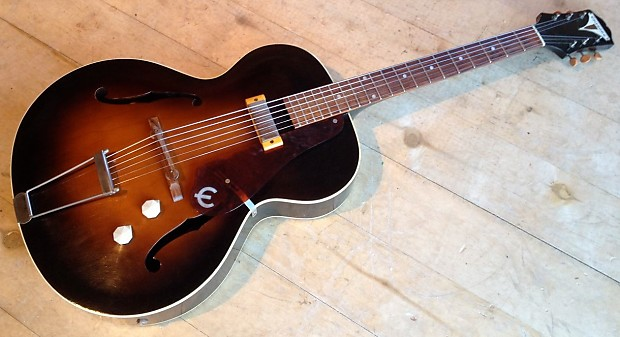 epiphone century 1951 hollow body electric guitar new york reverb. Black Bedroom Furniture Sets. Home Design Ideas