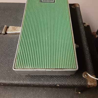 Maestro Wah  and Volume Pedal Green for sale