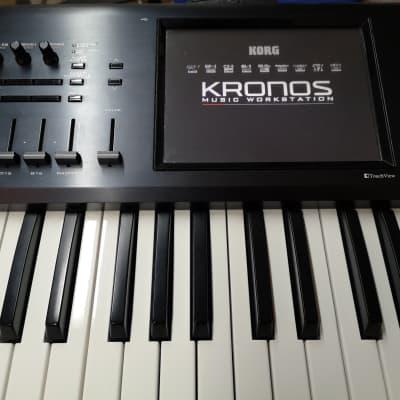 Korg Kronos X 61 Keys with Synthonia Libraries