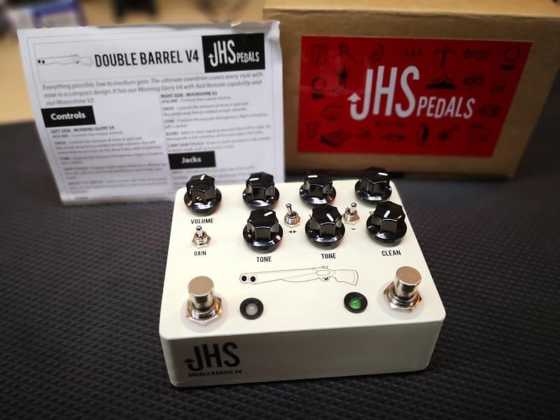 Jhs Double Barrel : jhs double barrel v4 overdrive 7 knob reverb ~ Hamham.info Haus und Dekorationen
