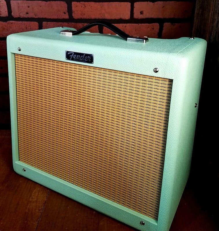Fender FSR Blues Jr IV Surf Green - Limited Edition!