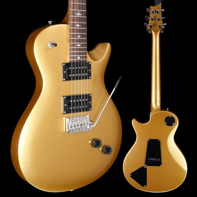 PRS Paul Reed Smith SE Santana SC Trem Egyptian Gold Metallic 055 9lbs 6.3oz for sale
