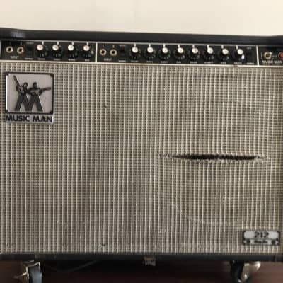 "Music Man 210 Sixty-Five 2-Channel 65-Watt 2x10"" Guitar Combo 1979"