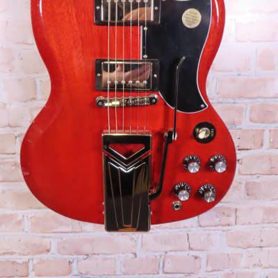 Gibson SG Standard '61 with Sideways Vibrola 2019 (R55)