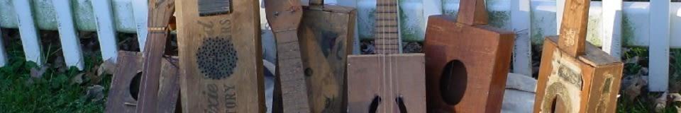 Robs Cigar Box Guitars