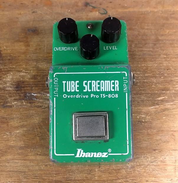 Ibanez Tube Screamer TS9 dating