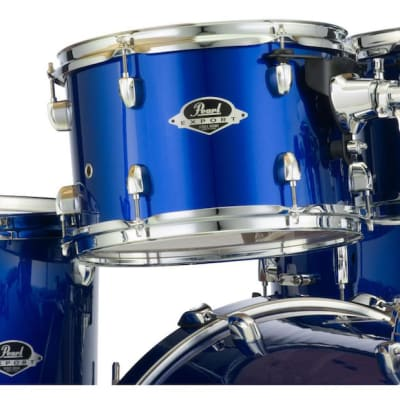 """Pearl Export 10""""x7"""" Add - On Tom Pack - High Voltage Blue"""