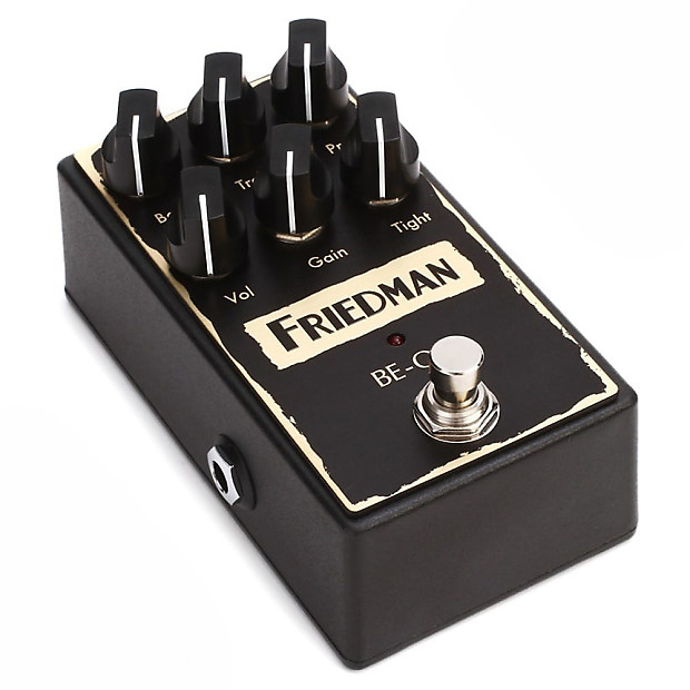 friedman be od overdrive pedal friedman be od reverb. Black Bedroom Furniture Sets. Home Design Ideas