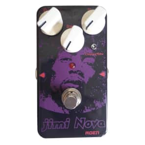 NEW NEW MOEN AM-VB Jimi Nova Vibrato / Chorus Univibe Clone Pedal