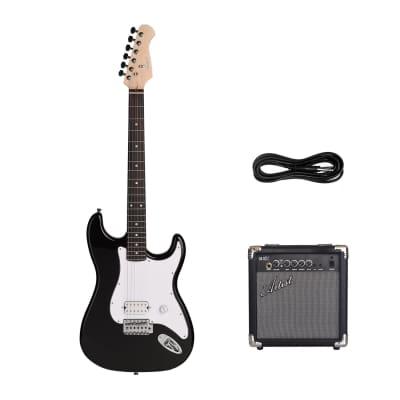 Artist EB2 Budget Full Sized Electric Guitar + 10 Watt Amp for sale