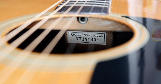 Takamine guitar serial number dating fender