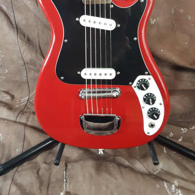 CMI E200 Electric Guitar 1984 Red for sale