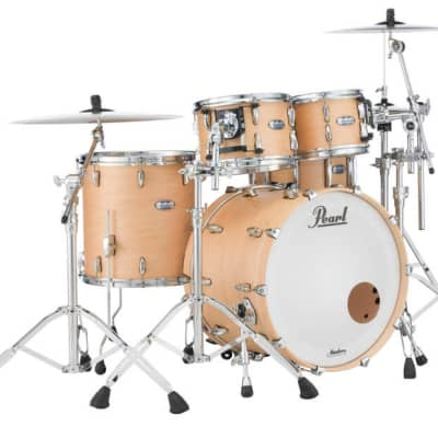 "Pearl Masters Maple Complete 10""x9"" Tom - Matte Natural Maple"
