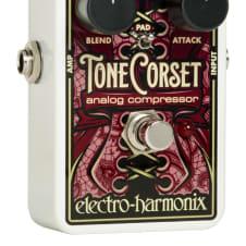Electro Harmonix Tone Corset Analog Compressor Pedal