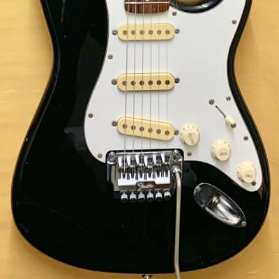Fender Fender Contemporary Series Stratocaster SSS  1984 - 1987 Black for sale