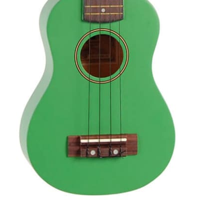 Chateau C08-U1100-GN Ukulele Green for sale